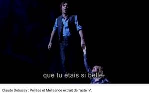 Debussy Pelléas acte 4 scène 4