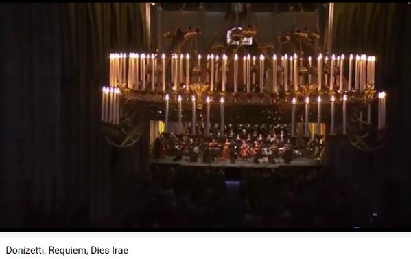 Donizetti Requiem dies irae