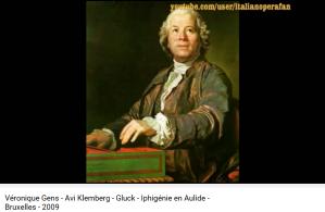 Gluck iphigénie en Aulide