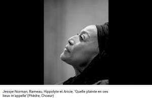 Rameau Hippolyte et Aricie quelle plainte en ces lieux