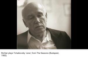 Tchaikovsky les saisons juin