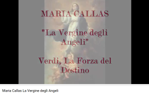 Verdi La forza Acte II La Vergine degli Angeli