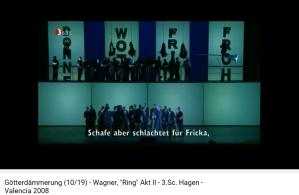 Wagner Crépuscule Ihr Gibischsmannen
