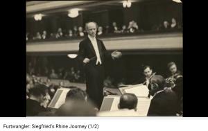 Wagner Crépuscule voyage sur le Rhin