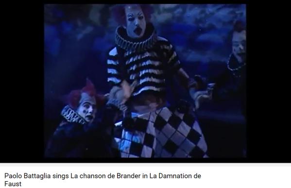 Berlioz Damnation de faust Brander