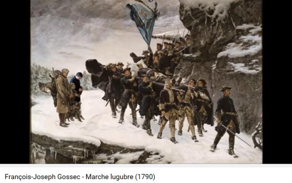 Gossec Marche lugubre 1790