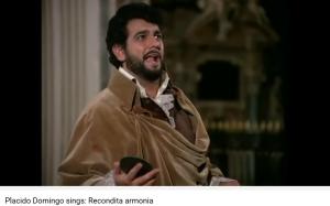 Puccini Tosca Recondita armonia