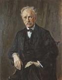 Richard Strauss portrait