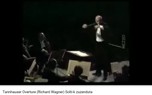 Wagner Tannhaüser ouverure Solti