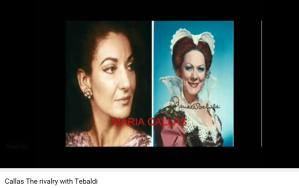 Callas vs Tebaldi