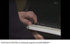 Debussy Cathédrale engloutie