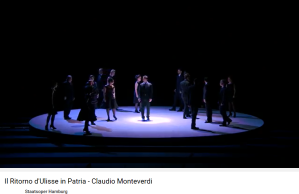 Monteverdi retour d'Ulysse