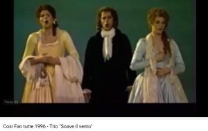 Mozart Cosi Soave il vento