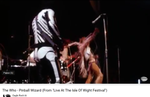 The Who Tommy Pinball Wizard