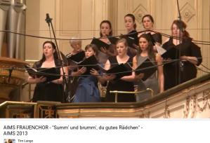 Wagner Vaisseau fantôme chœur des fileuses