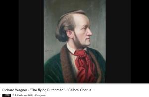 Wagner Vaisseau fantôme choeur des marins