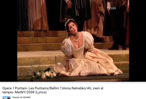 Bellini les Puritains Netrebko