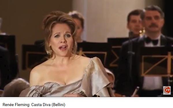 Bellini Norma Casta Diva Fleming