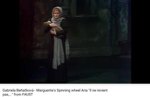 Gounod Faust il ne revient pas
