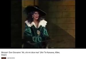 Mozart Don Giovanni Ah chi mi dice mai