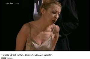 Verdi Traviata adio del passato Dessay