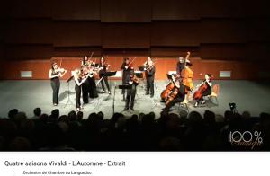 Vivaldi 4 saisons l'automne