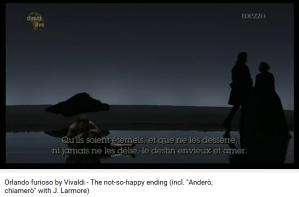 Vivaldi Orlando furioso final