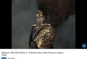 Vivaldi Orlando furioso nel profundo