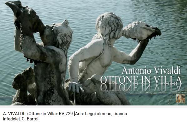 Vivaldi Ottone in villa