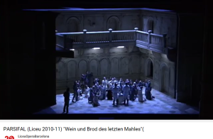 Wagner Parsifal le Graal