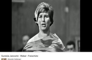 Weber Freischutz Acte II Agathe Wie nahte mir