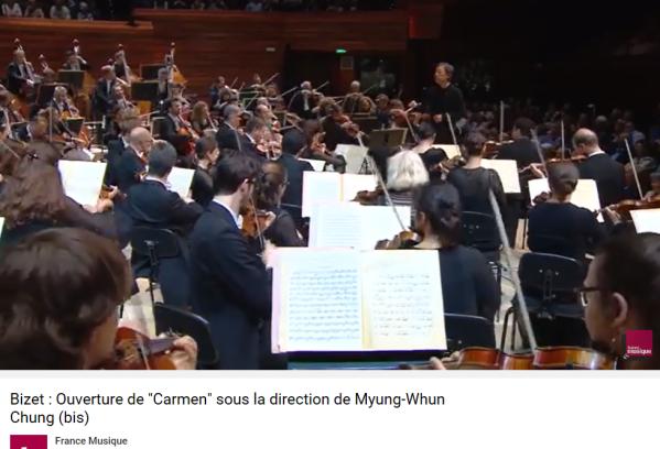 Bizet Carmen Ouverture