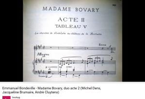 Bondeville Emma Bovary