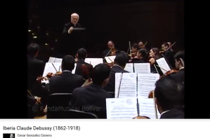 Debussy Iberia