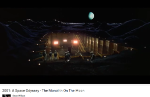 Kubrick 2001 monolithe