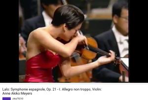 Lalo Symphonie espagnole