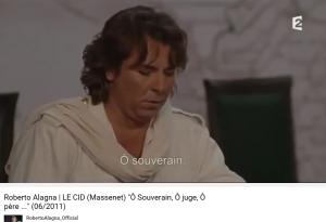 Massenet Le Cid O Souverain