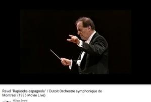 Ravel Rhapsodie espagnole