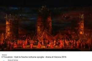 Verdi Le Trouvère choeur des enclumes