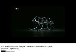 Wagner Rheingold crapaud