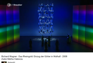Wagner Rheingold final
