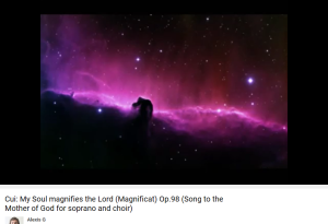 Cui Magnificat