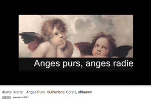 Gounod Faust Anges purs anges radieux