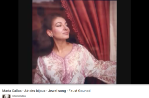 Gounod Faust Bijoux Callas