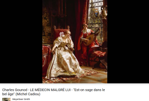 Gounod Le médecin malgré lui 2