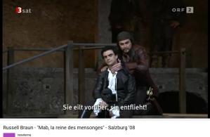 Gounod Roméo et Juliette la reine Mab