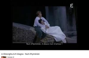 Gounod Roméo et Juliette Nuit d'hyménée