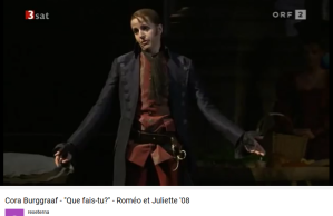 Gounod Roméo et Juliette Que fais-tu blanche tourterelle