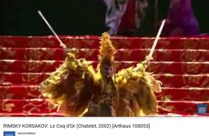 Rimski-Korsakov Le Coq d'or
