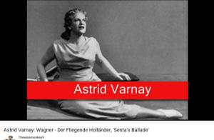 Wagner Vaisseau fantôme ballade de Senta